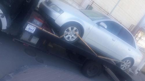 קניית רכב לפירוק מסוחר